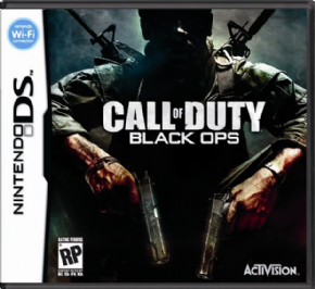 Foto Call of Duty Black Ops (Seminovo) DS