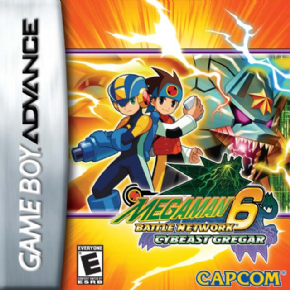 Mega Man 6 Battle Network...