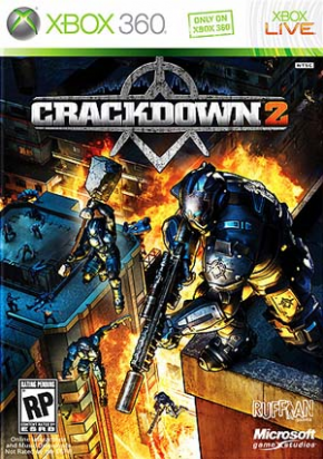 Crackdown 2 (Seminovo) XB...