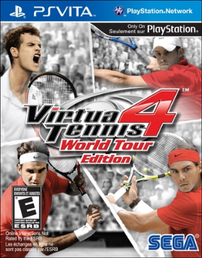 Virtua Tennis 4 World Tou...