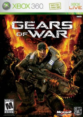 Gears of War (Seminovo) X...