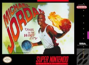 Michael Jordan Chaos in t...