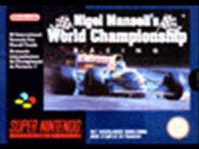 Nigel Mansell (Seminovo)...