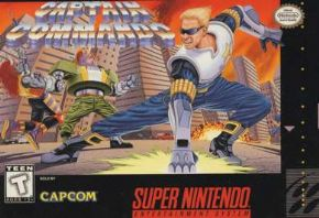Captain Commando (Seminov...