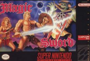 Magic Sword (Seminovo) Su...