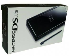 Nintendo DsLite Black (Se...