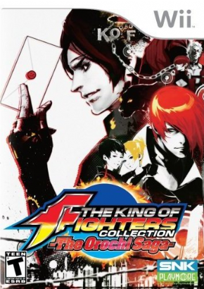The King of Fighters Collection The Oroc...