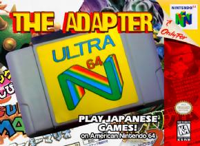 Adaptador Ultra 64 (Semin...