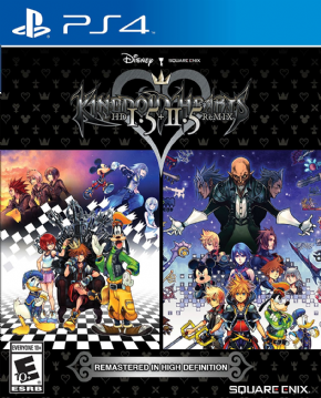 Foto Kingdom Hearts 1.5 + 2.5 PS4 - Seminovo
