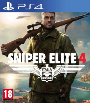 Sniper Elite 4 (Seminovo)...