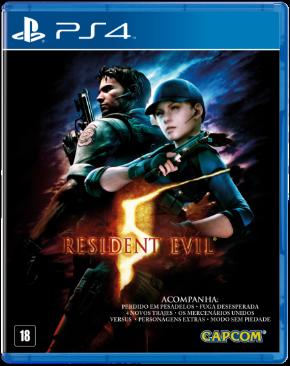 Resident Evil 5 (Seminovo...