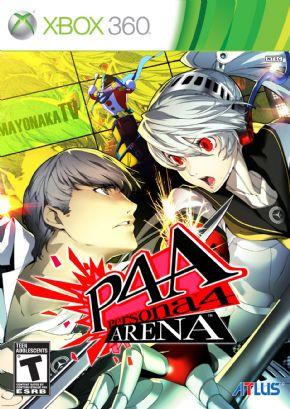 Persona 4 Arena XBOX360