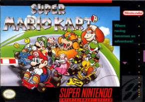 Super Mario Kart (Seminovo) Super Ninten...