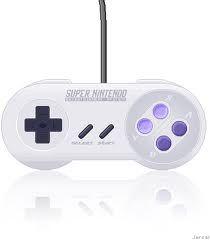 Controle Super Nintendo O...