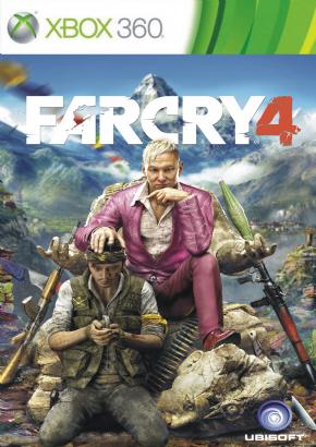 FarCry 4 (Seminovo) XBOX...