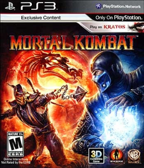 Mortal Kombat PS3 - Semin...
