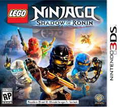 LEGO Ninjago Nintendo 3DS...