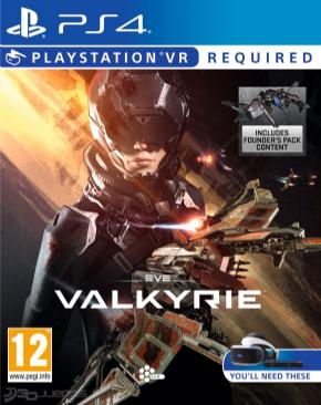 EVE: Valkyrie VR Playstat...