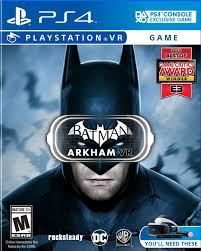 Foto Batman: Arkham VR Playstation VR