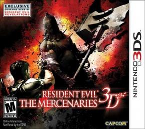 Resident Evil: The Mercen...