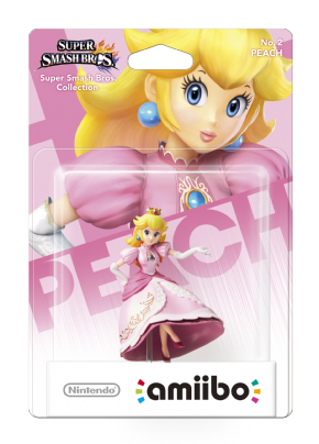 Peach Super Smash Bros -...