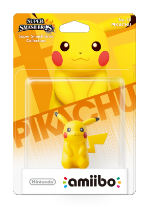 Pikachu Smash Bros - amii...