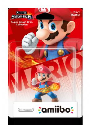 Mario Smash Bros - amiibo