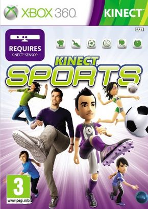 Kinect Sports XBOX360