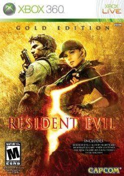 Resident Evil 5 Gold Edit...