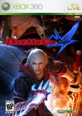 Foto Devil May Cry 4 XBOX360