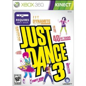 Just Dance 3 XBOX360