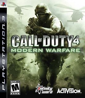 Call of Duty 4 Modern War...
