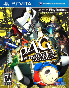 Persona 4 Golden (Seminov...