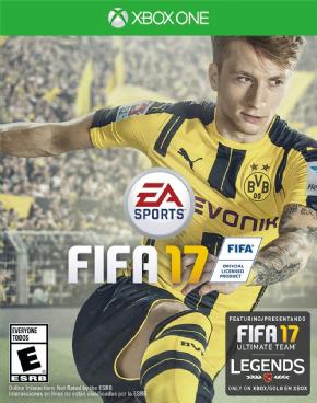 FIFA 17 (Seminovo) XBOX O...