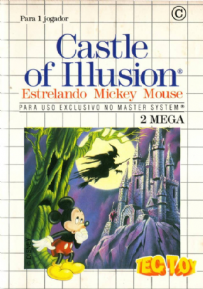 Foto Castle of Illusion (Seminovo) Master System