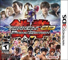 Tekken 3D Prime Edition 3...