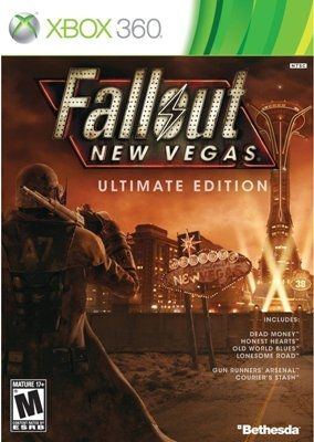 Fallout New Vegas - Ultim...