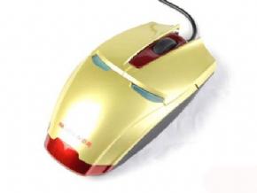 Mouse Óptico com fio - Ne...