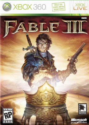 Fable III (Seminovo) XBOX...