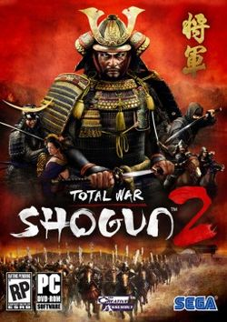 Shogun 2: Total War PC-DV...