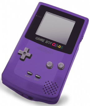 Game Boy Color Roxo (Semi...