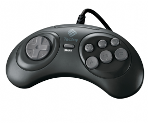 Controle Mega Drive (Semi...