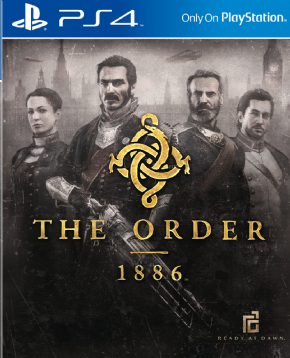 The Order 1886 (Seminovo)...