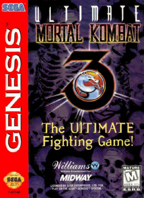 Ultimate Mortal Kombat 3...