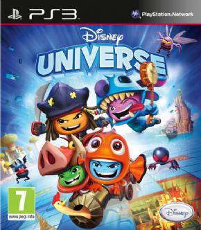 Disney Universe (Seminovo...