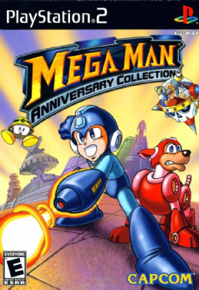 Foto Mega Man Anniversary Collection (Seminovo) PS2