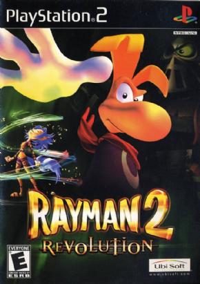 Rayman 2 Revolution (Semi...
