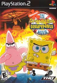 Spongebob Movie (Seminovo...