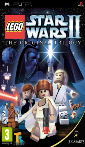 LEGO Star Wars III: The O...