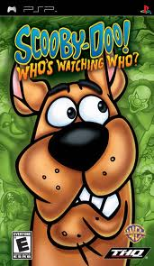Foto Scooby-Doo! Whos Watching Who? (Seminovo) PSP